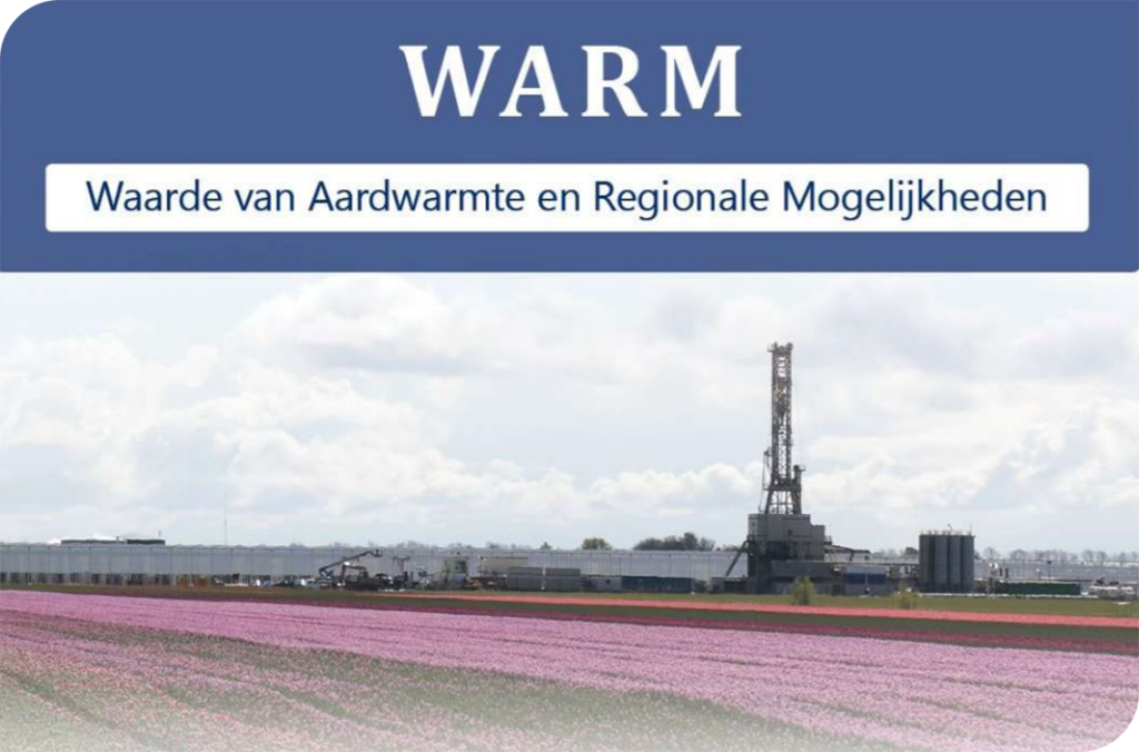 Cover van WARM rapport